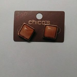 'Chico's' brand new earrings!